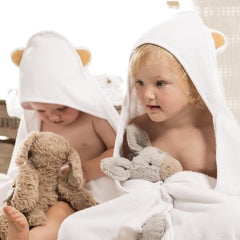 100% Bamboo Hooded Baby Towel