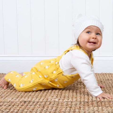 Image of Kite Polka Duck Dungarees