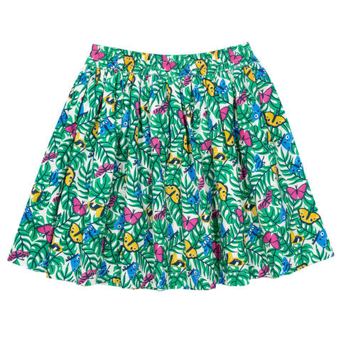 Kite Flutterby Skirt (reversible)