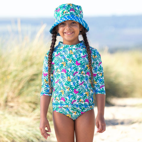 Image of Kite Flutterby Rash Vest