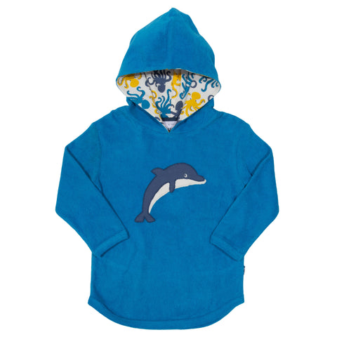 Kite Dolphin Beach Cover-Up