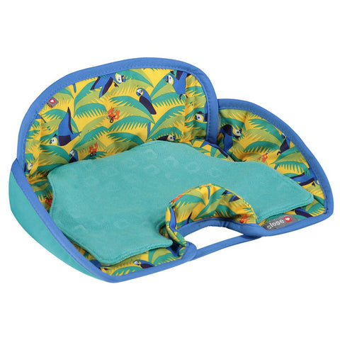 Image of Close Seat Protector- Endangered Jungle Collection - Parrot