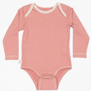 Alba Nanna Body -Old Rose - Tilly & Jasper