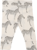 Image of Organic Cotton Leggings - Grey Zebra