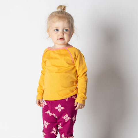 Image of Alba Ghita Top - Beeswax - Tilly & Jasper