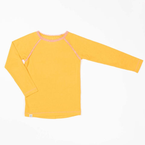 Alba Ghita Top - Beeswax - Tilly & Jasper