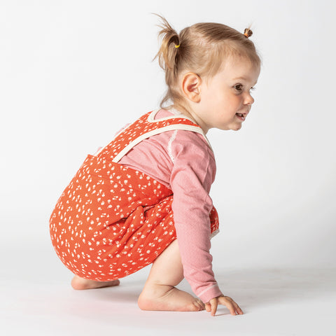 Alba Ghita Top - Brandied Apricot - Tilly & Jasper