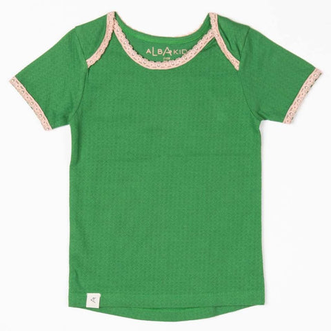 Image of Alba Vera T-shirt - Juniper Adorable Tiles - Tilly & Jasper