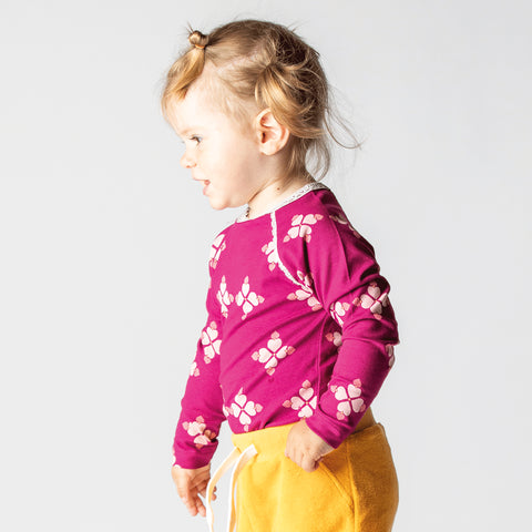 Image of Alba Lucca Baby Pants - Beeswax - Tilly & Jasper