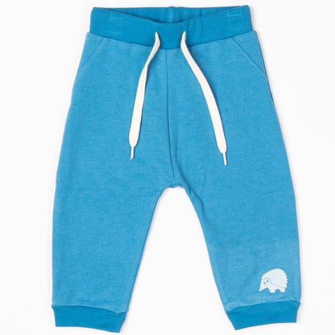 Image of Alba Lucca Baby Pants - Vallarta Blue - Tilly & Jasper