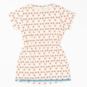 Alba Kaya Dress - Fiesta Mini Hearts - Tilly & Jasper