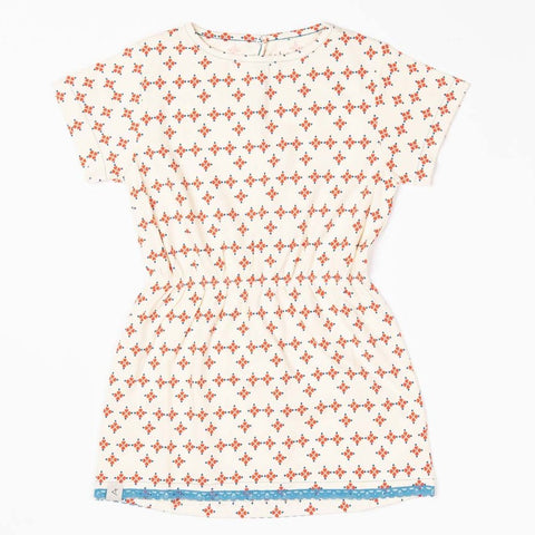 Image of Alba Kaya Dress - Fiesta Mini Hearts - Tilly & Jasper