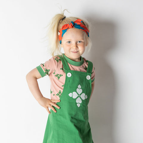 Image of Alba Mary Spencer Dress - Juniper - Tilly & Jasper