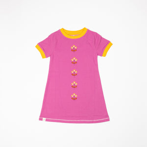 Alba Smilla Dress - Dahlia Mauve