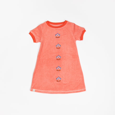 Alba Smilla Dress - Strawberry Ice