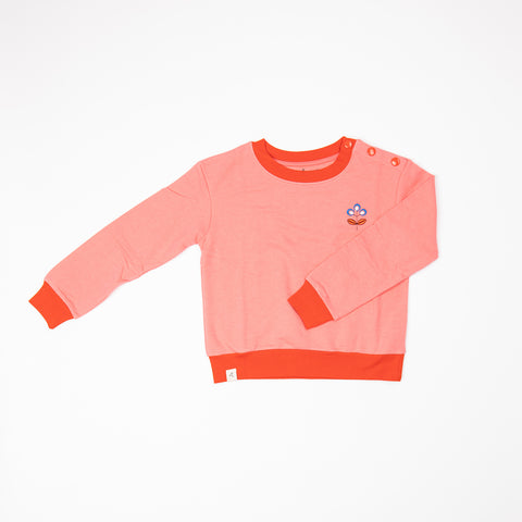 Alba I Love You Sweat - Sun Kissed Coral