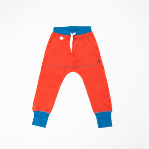 Alba Mason Pants -  Spicy Orange