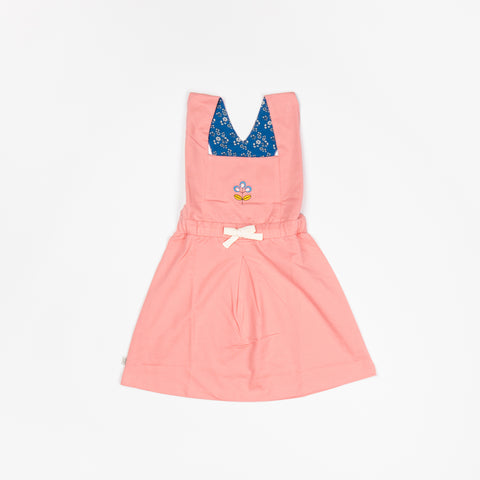 Alba Growing Garden Dress - Strawberry Ice