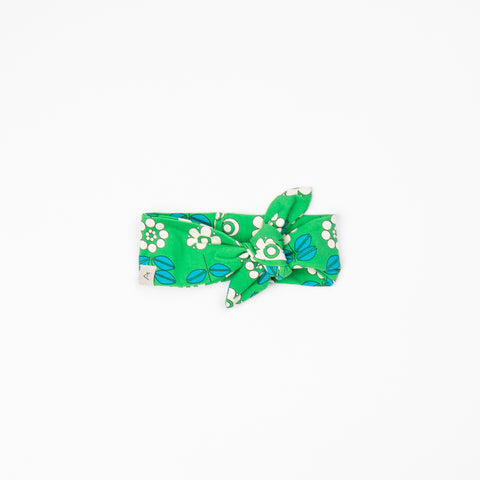 Alba Hana Bandana - Kelly Green Fairy Tail Flowers