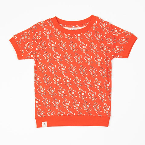 Alba Alberte T-shirt - Orange.com  Liberty Love