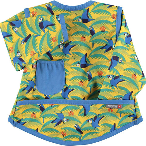 Image of Close Bib Stage 3 - Endangered Jungle Collection - Parrot