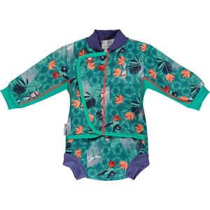 Close Baby Cosy Suit - Endangered Animals Collection 2020 - Hummingbird