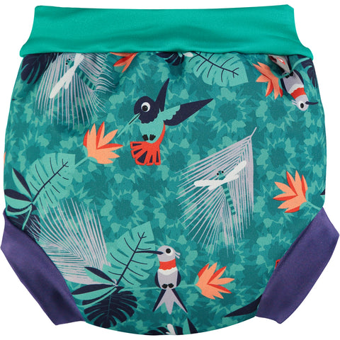 Image of Close Swim Nappy - Endangered Animals Collection 2020 - Hummingbird