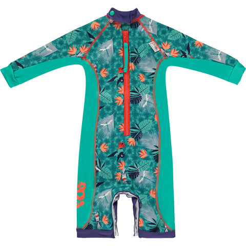 Image of Close Toddler Snug Suit - Endangered Animals Collection 2020 - Hummingbird