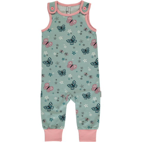 Maxomorra Dungarees - Butterlfy