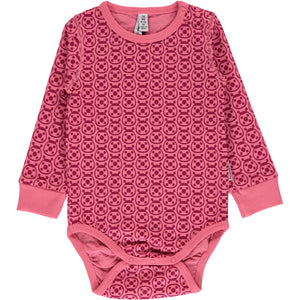 Maxomorra Long Sleeve Body - Ladybug