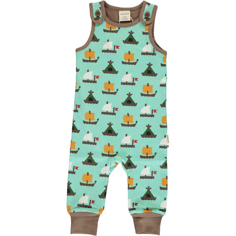 Maxomorra Dungarees - Raft Race