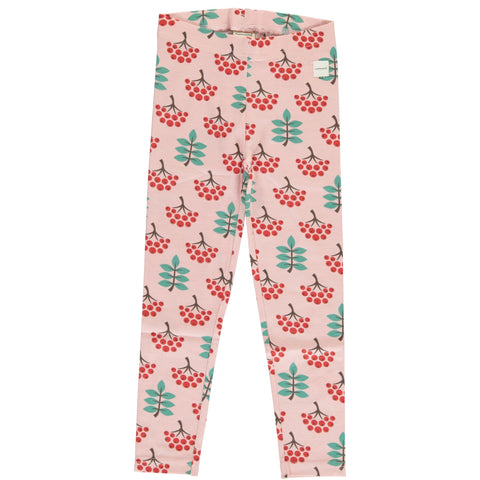 Maxomorra Leggings - Ruby Rowanberry