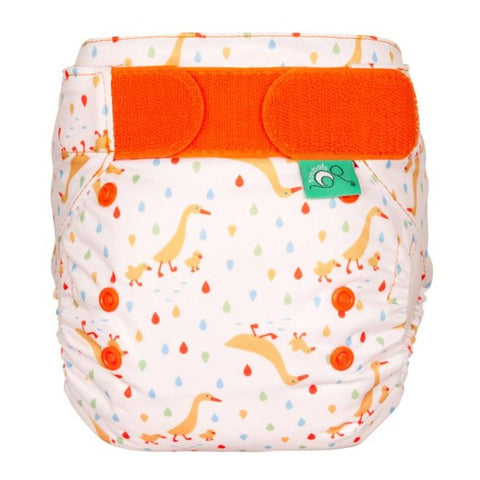 Image of TotsBots Easy Fit Star Nappy - Runner Ducks