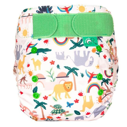 TotsBots Easy Fit Star Nappy - India