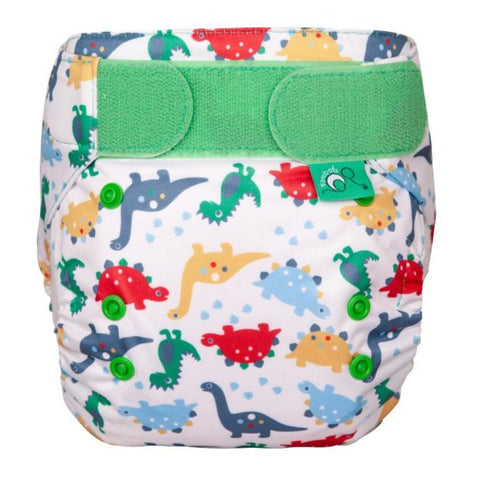 Image of TotsBots Easy Fit Star Nappy - Dino March