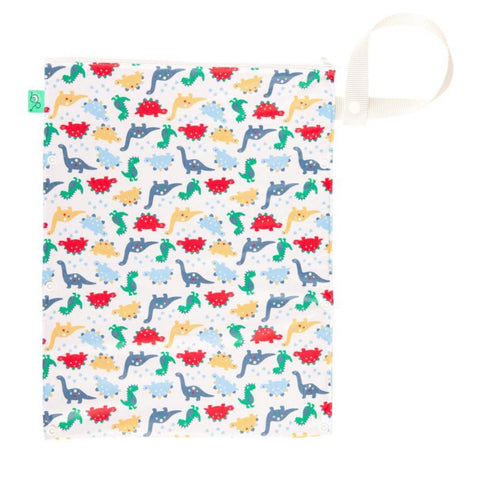 Image of TotsBots Wet & Dry Nappy Bag - Dino March