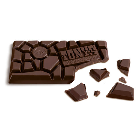 Image of Tony's Chocolonely Fairtrade Extra Dark Chocolate 180g