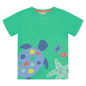 Piccalilly Turtle T-Shirt