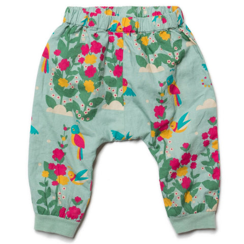 LGR Paradise Birds Jelly Bean Joggers