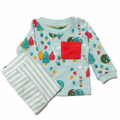 Falling Leaves Play Set -  Organic Fairtrade Cotton