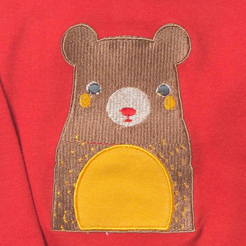 Image of LGR The Bear Necessities Applique Tee