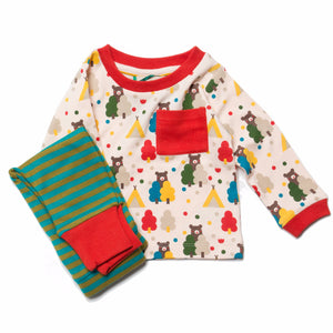 LGR The Bear Necessities Play Set -  Organic Fairtrade Cotton