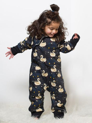 Image of LGR Snowsuit- Night Swimming