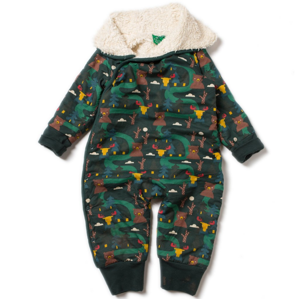 Snowsuit- Nordic Forest