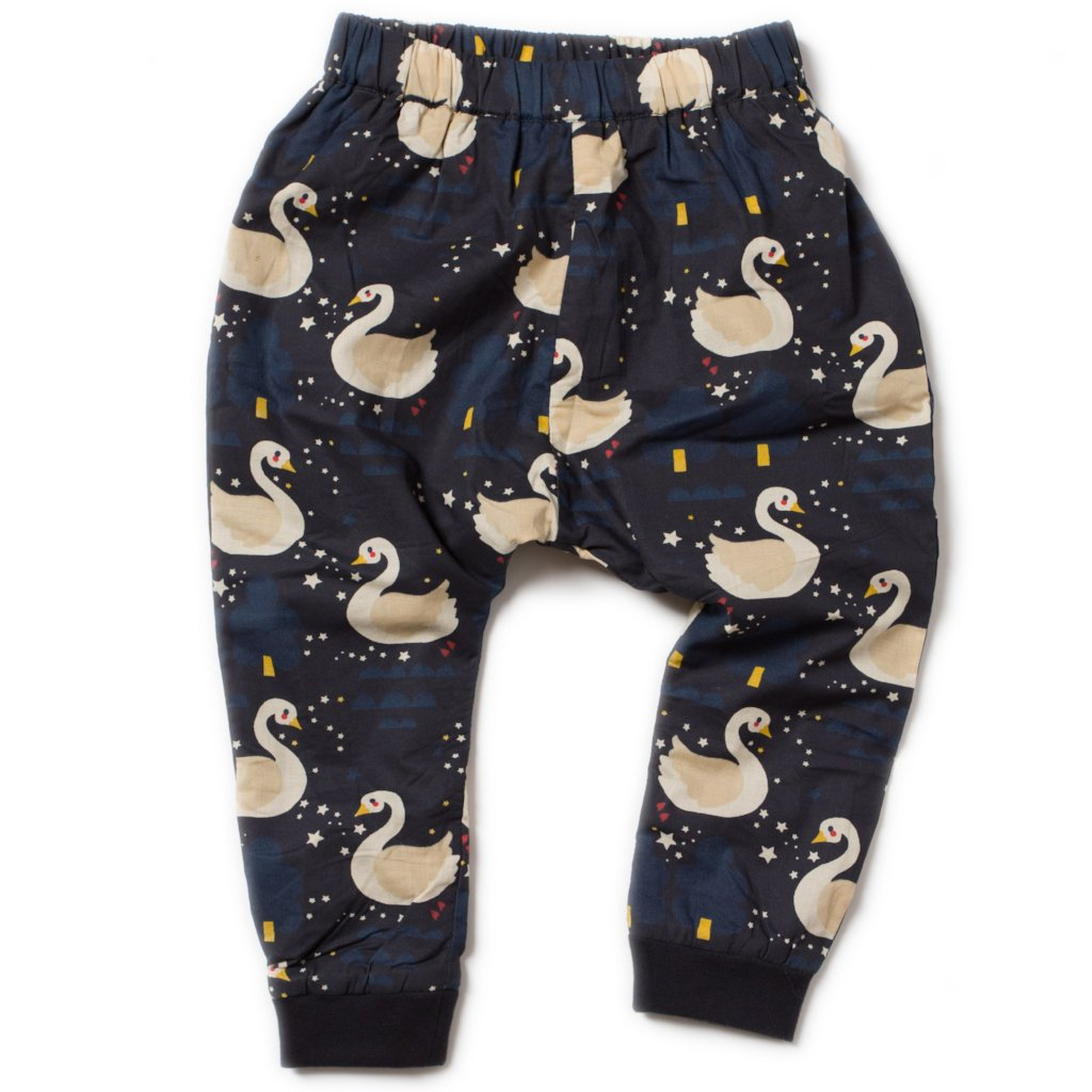 LGR Lined Jelly bean Joggers - Night Swimming