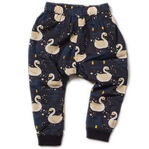 Lined Jelly bean Joggers - Night Swimming