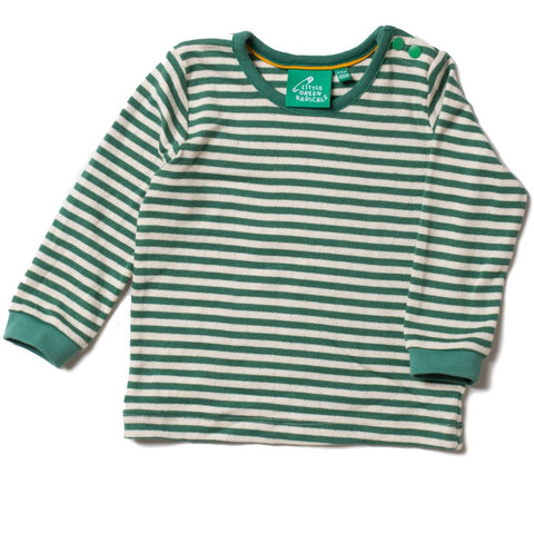 LGR Long Sleeve Tee - Pointelle Fir