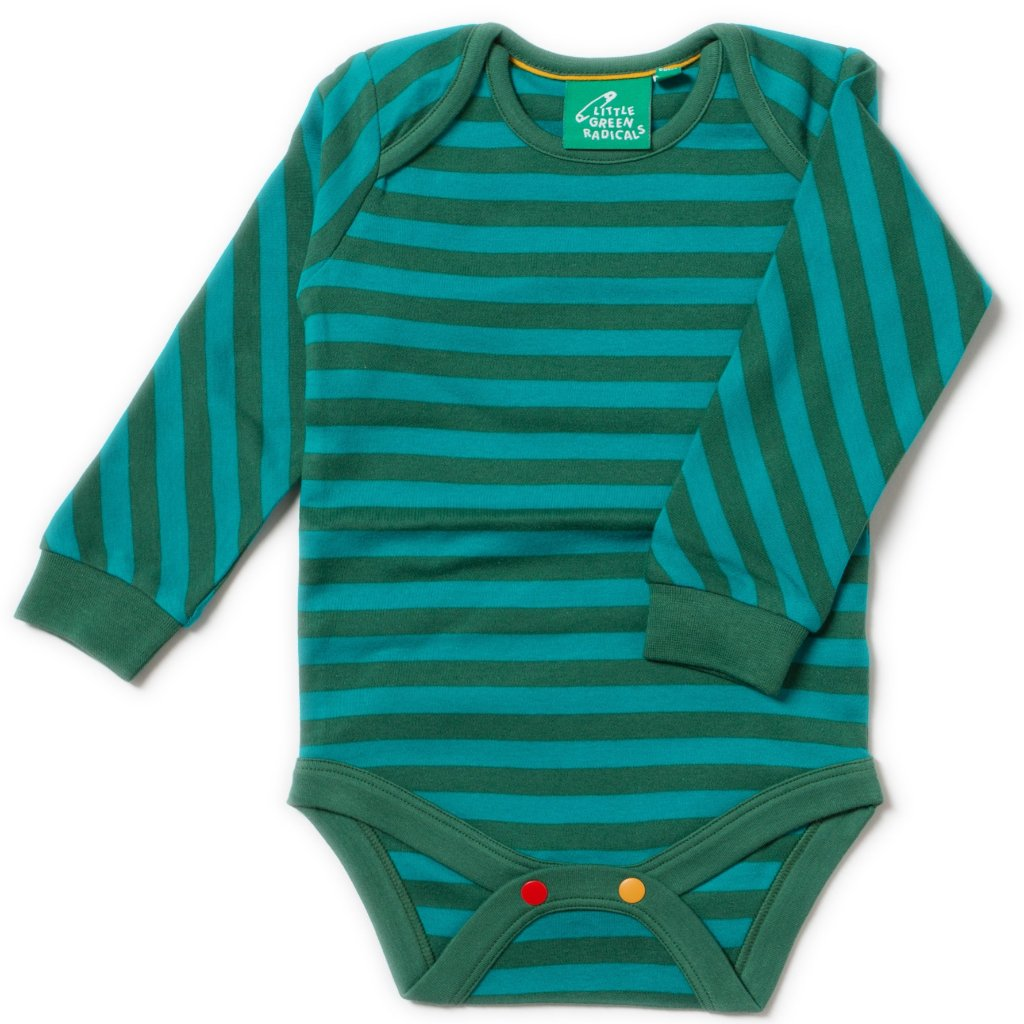 LGR Two Pack Baby Body Set - Falling Water