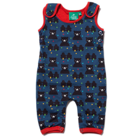 Image of LGR Dungarees - Winter Bear