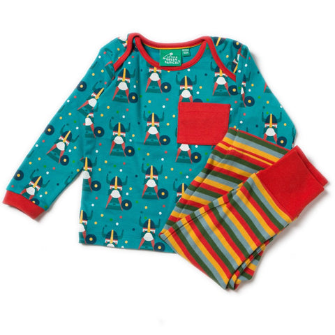 LGR Playaway Set - Nordic Viking - Organic Cotton